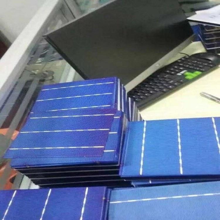 厂家库存太阳能电池片回收 碎太阳能电池片回收|鼎发新能源