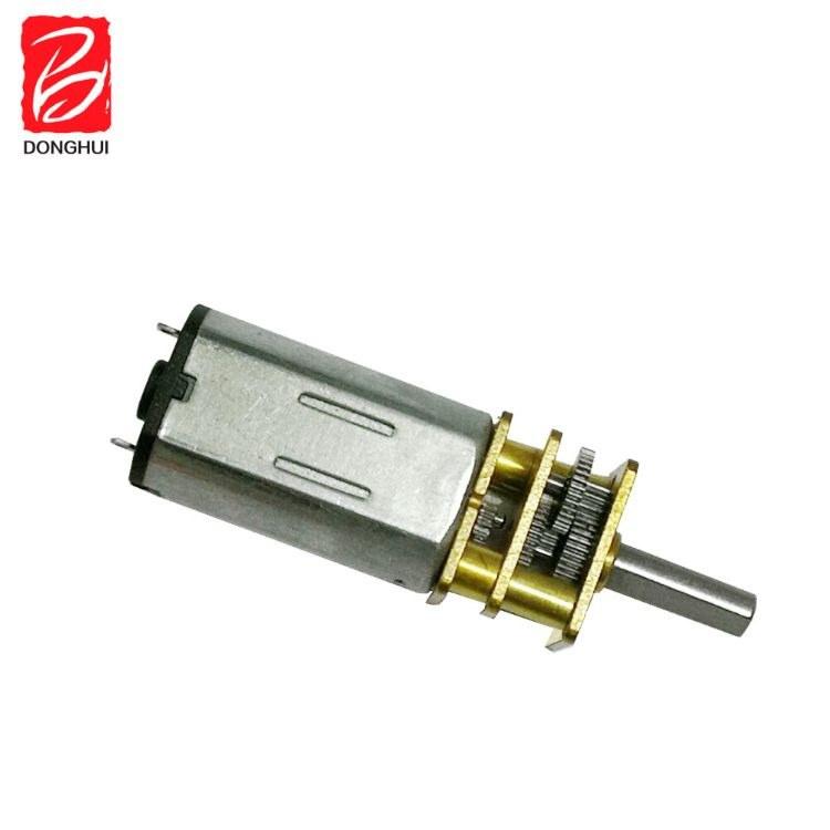 厂家生产微型减速电机DGA12-n10/n20/n30金属齿轮减速电机