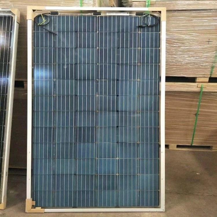 电站工程路灯拆卸太阳能电池板光伏组件发电板回收|鼎发新能源
