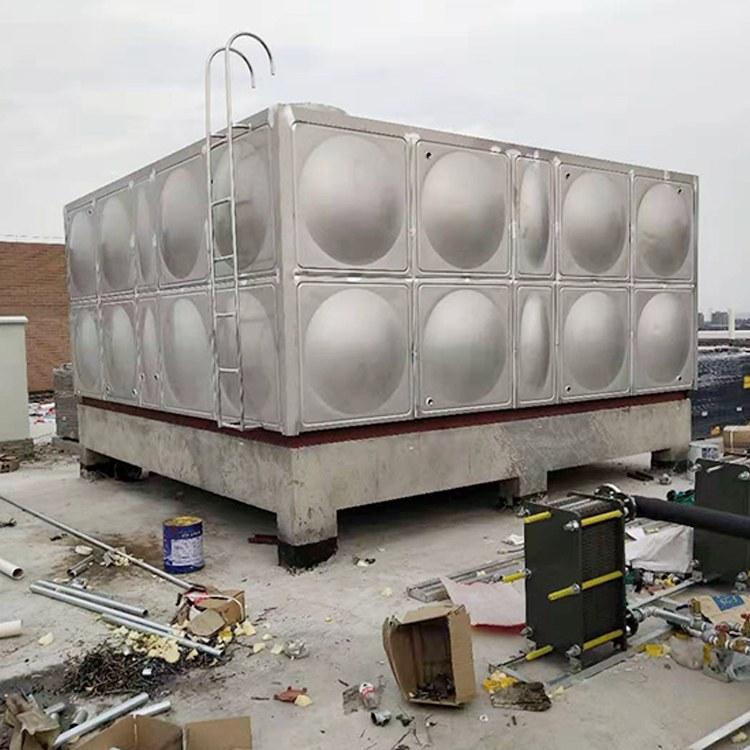 安徽宣城一体化地埋式生活消防箱泵不锈钢保温水箱厂家直销厂家订购