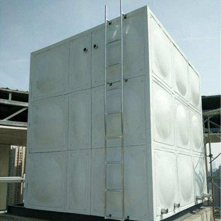 箱泵一体化地埋式消防生活不锈钢保温水箱生产厂家直销