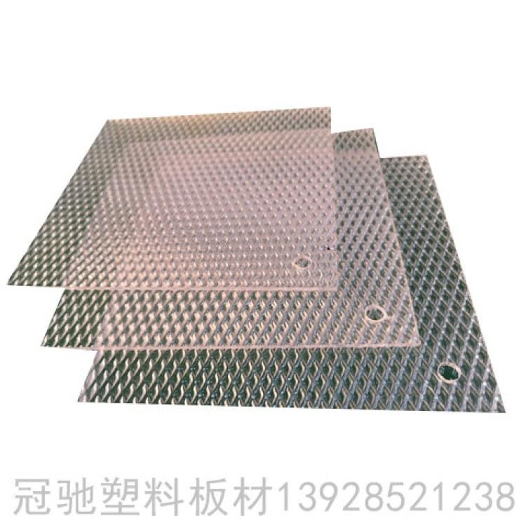 厂家热销扩散板 棱晶板 冠驰专业生产可定制亚克力扩散板