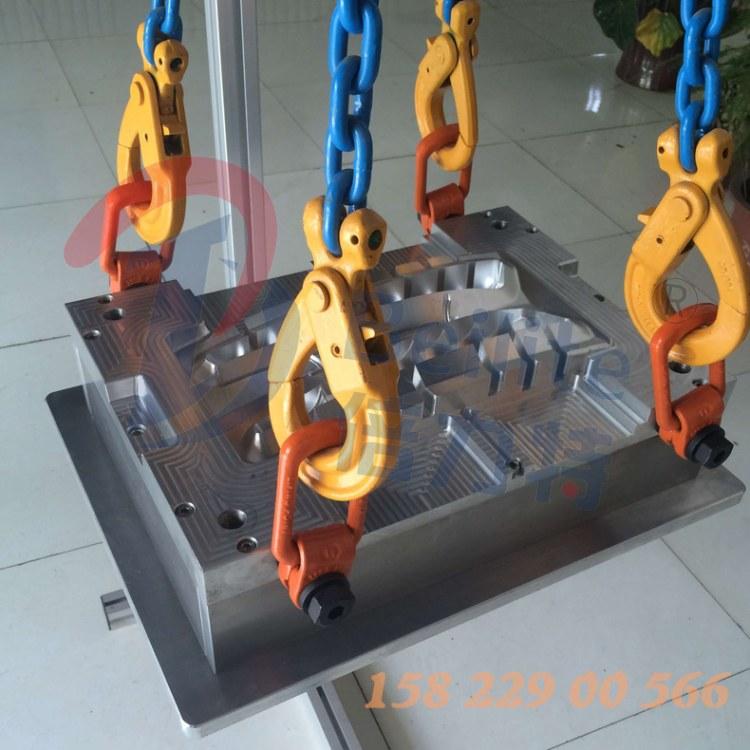 侧拉吊环-合金钢VLBG旋转环定制侧向拉环