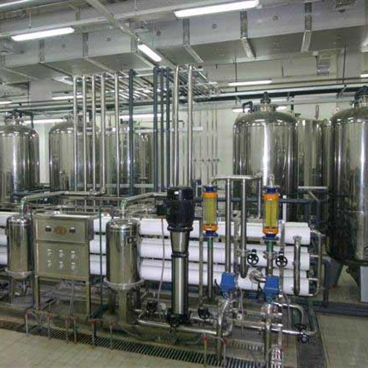 西安海泉供应生活饮用水 纯净水处理设备 反渗透设备