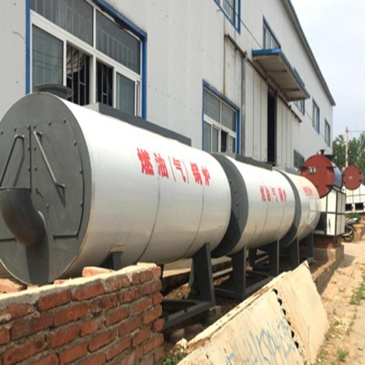燃气锅炉-卧式燃气锅炉-万海