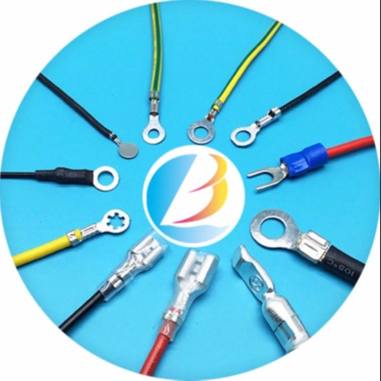 CH5.08端子线 兰博线束专业线束制造厂直销 定制各种线材冷压端子线 欢迎来电定制加工样品包邮