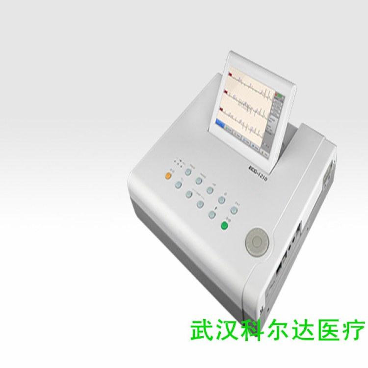 ECG-1210 十二道心电图机,数字12道心电图机