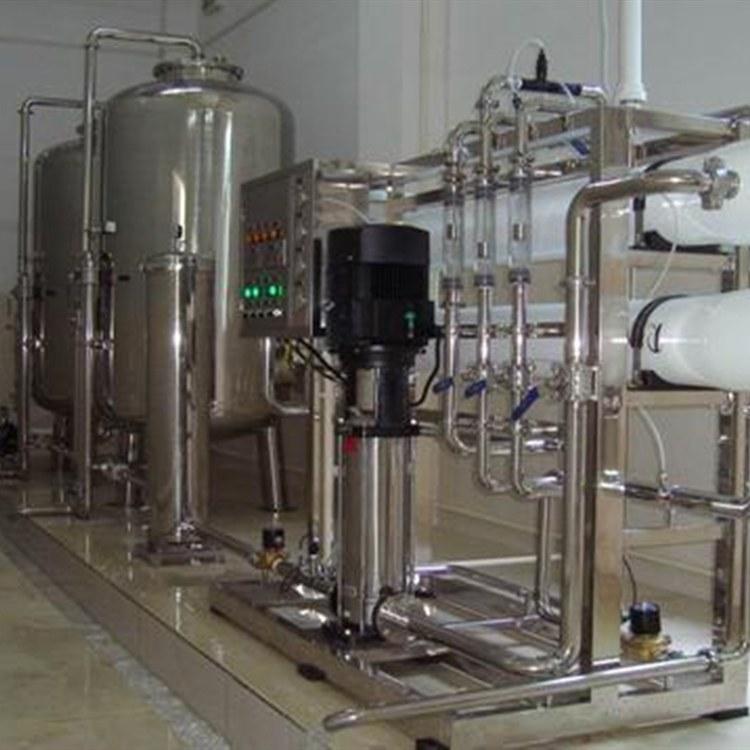 西安海泉供水设备 反渗透软化水设备
