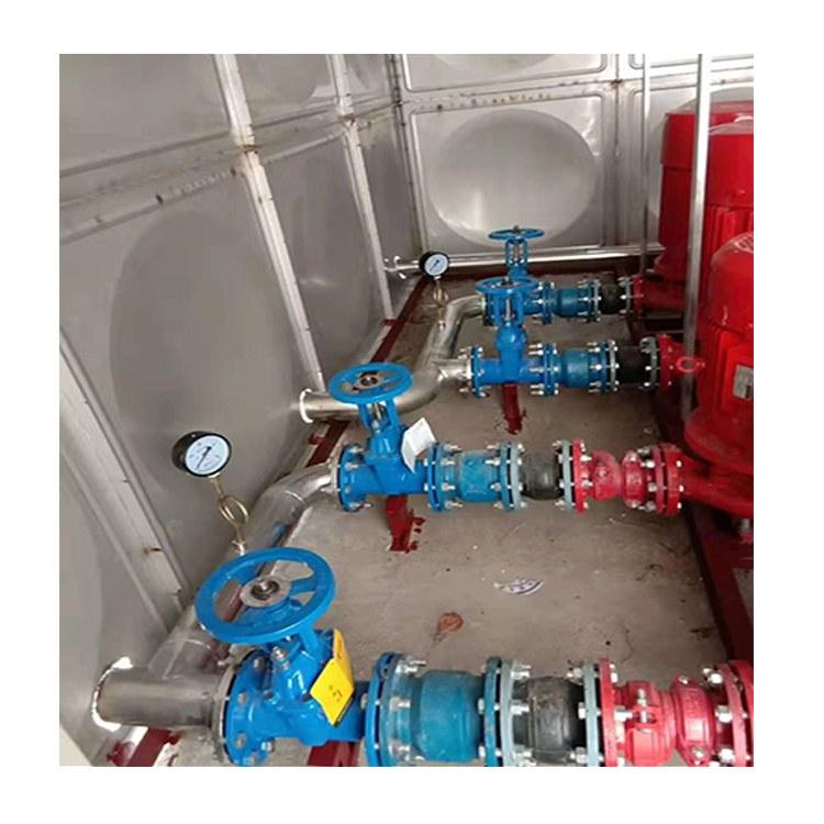 四季地埋式箱泵一体化给水设备厂家直销箱泵一体化水箱销售安装质量保证永不渗漏