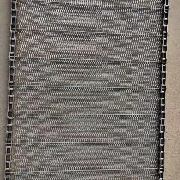 厂家供应优质 金属输送带 耐高温输送网带 不锈钢网带 材质齐全