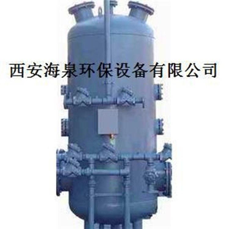海泉环保长期供应海绵铁除氧器  过滤式除氧设备