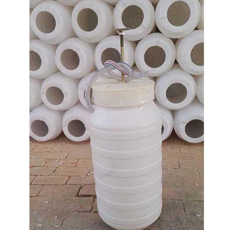 河北农村改厕冲厕器 高压冲水桶 脚踏式压力桶 冲厕器春晓塑料制品