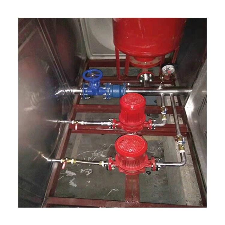 合肥地埋式箱泵一体化给水设备生产厂家箱泵一体化水箱 销售安装一条龙服务