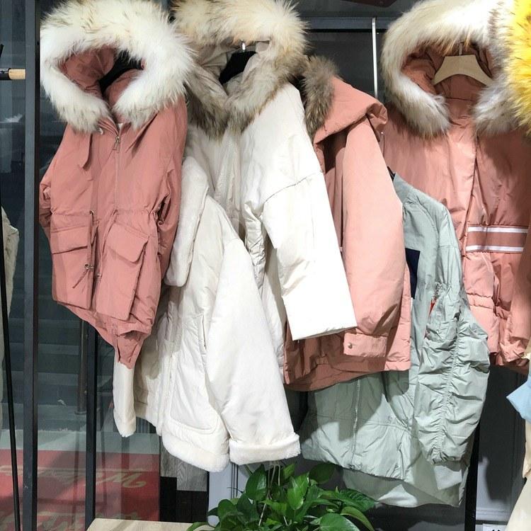 新款品牌女装折扣 韩版女套装 批发女装衣服