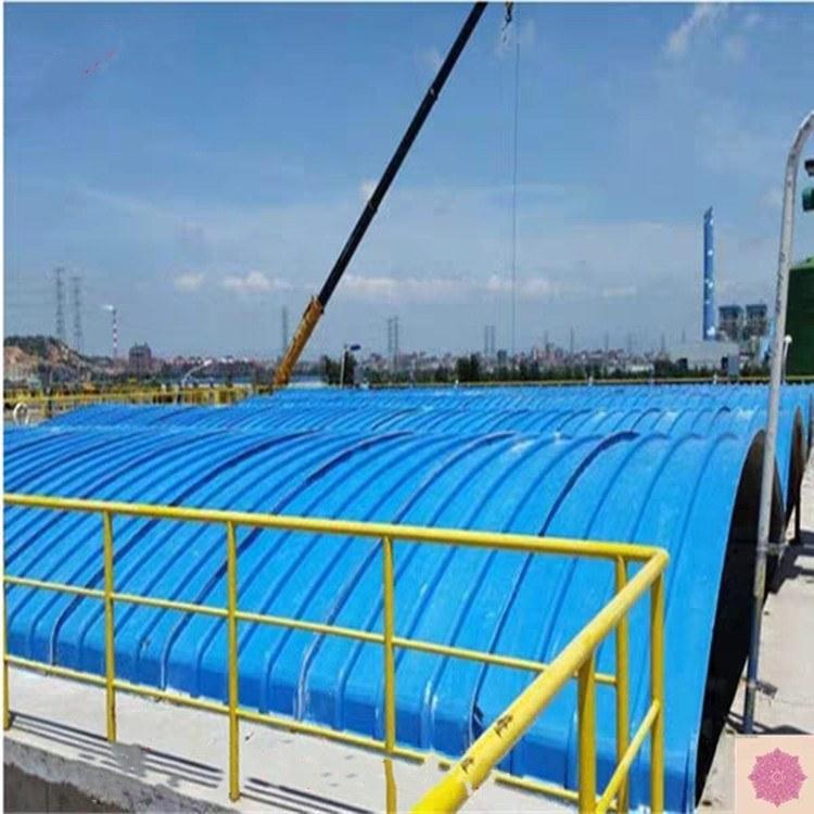 河北玻璃钢拱形盖板 伟安玻璃钢拱形盖板厂家 量大优惠