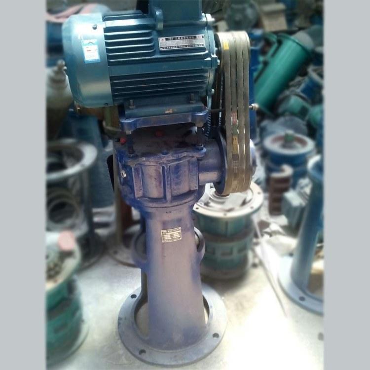 螺旋锥搅拌减速机ZLL5反应釜化工搅拌专用搅拌机 淄博鲁元精密机械