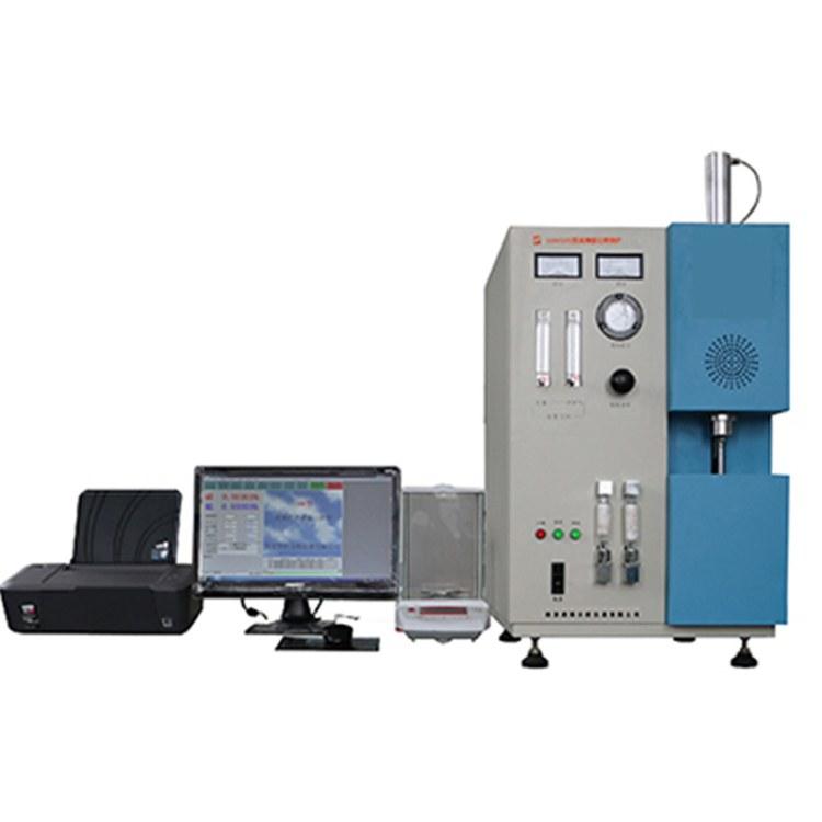 常州直供 1HW-ST型高频红外碳硫分析仪 思博仪器牌 碳硫分析仪品质之选