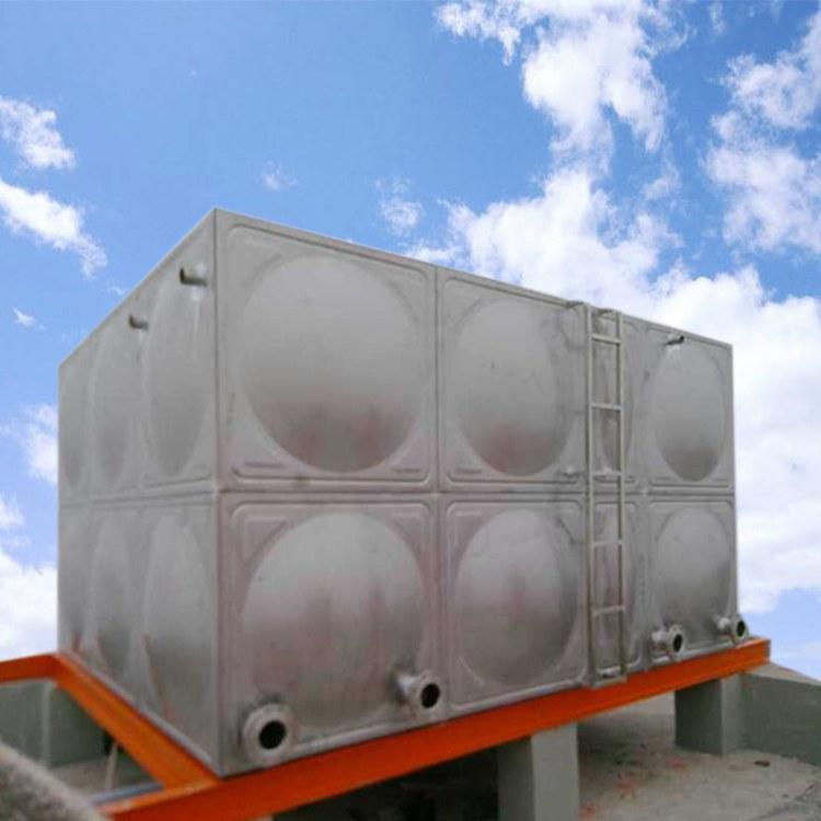 质量保 合肥四季不锈钢生活水箱厂家直销不锈钢消防水箱安装定制欢迎选购
