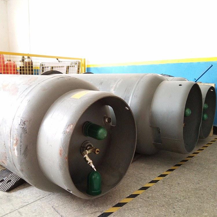 七氟丙烷药剂充装检测 HFC-227ea 广州新林消防 气体瓶组维护检测 厂家直销