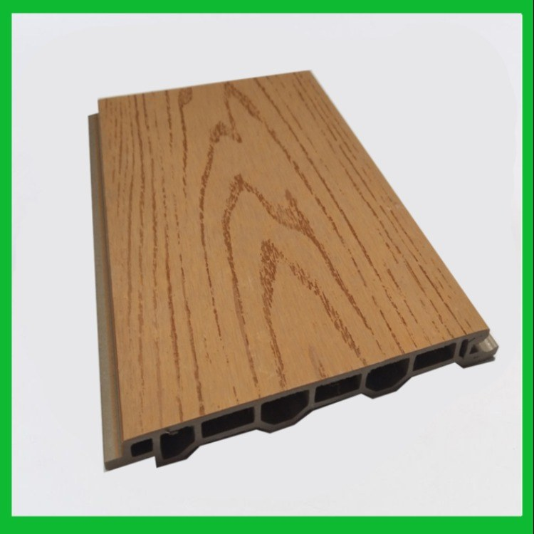 单面共挤外墙板 ASA木塑外墙板 共挤外墙板厂家