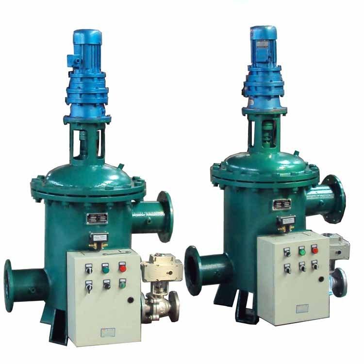 超伟 PLC编程滤水器  PLC编程滤水器厂家直供