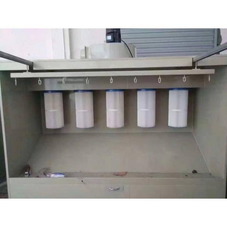 塑粉回收机 塑粉回收柜 净化效率高-济南家旭-厂家热销