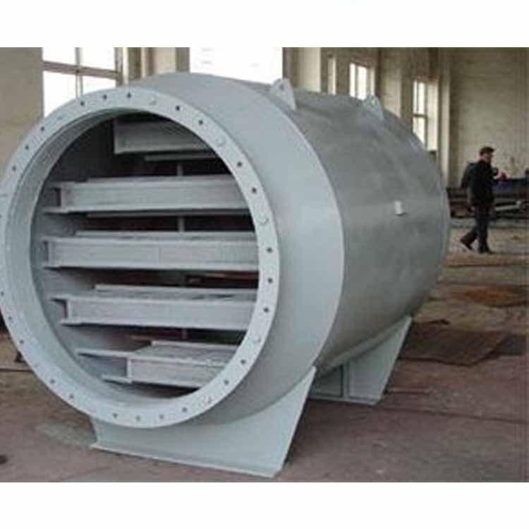 万洋 轴流风机消声器厂家 轴流风机消音器报价 厂家直销