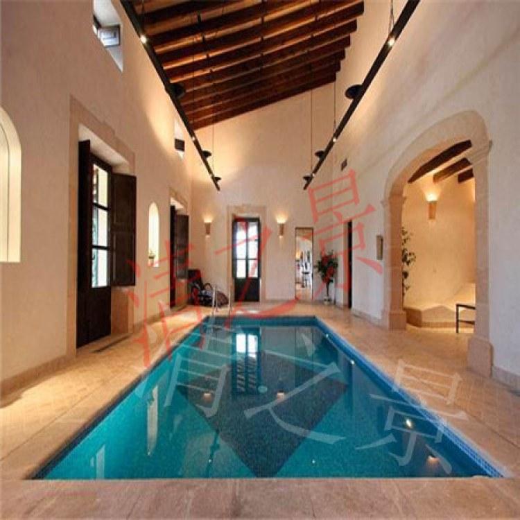 【清之景】| 别墅游泳池建设|游泳池改造|厂家定制  欢迎咨询