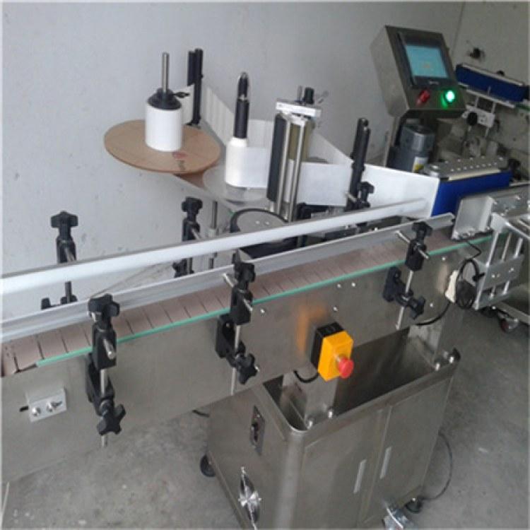 厂家直销 加工定制各种规格需求贴标机 全自动圆瓶双面平面贴标机现货供应 批发零售