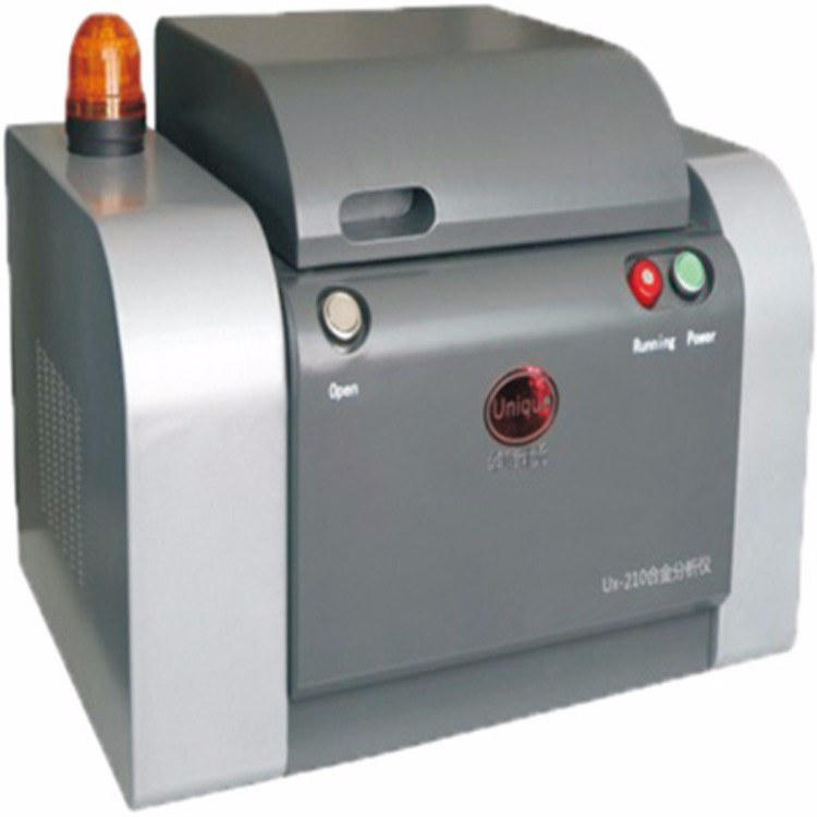 深圳华唯计量Ux-210能量色散型X射线荧光分析仪 合金成分测试仪器