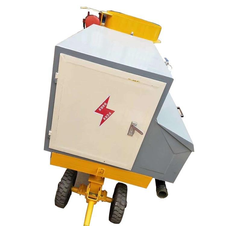 程煤纯湿喷机 隧道边坡支护用商砼喷射机 混凝土湿式喷砼机直销