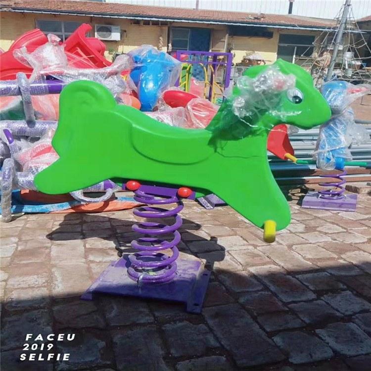 幼儿园玩具  儿童益智玩具儿童户外摇马 单元桶跨栏 博康厂家