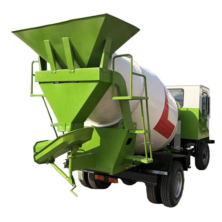 程煤三方搅拌车  橄榄车 建筑混凝土搅拌车直销