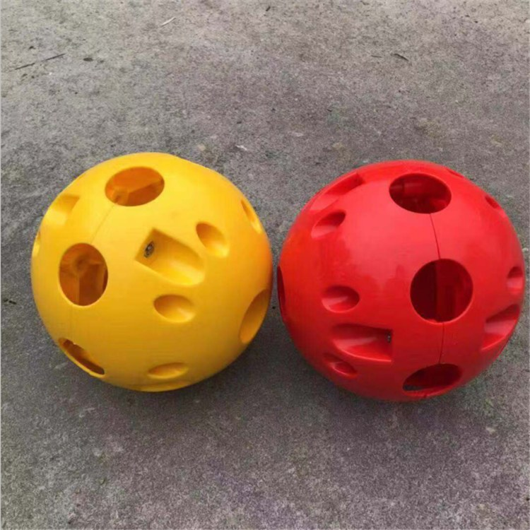 幼儿园玩具  儿童益智玩具儿童滚圈 多孔软球 博康厂家