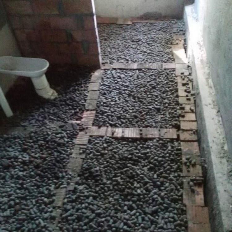 兴翰防腐保温 页岩陶粒滤料厂家  屋顶隔热批发  建筑回填陶粒