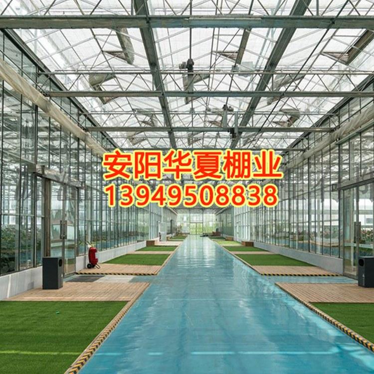 连栋温室大棚建造厂家 安阳华夏棚业