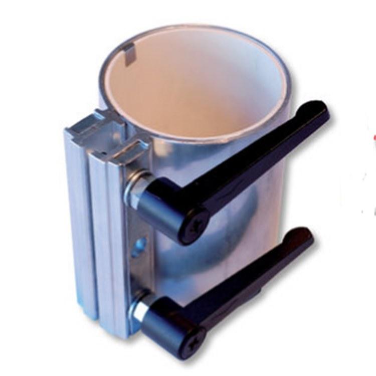 厂家供应德国hs-Umformtechnik不锈钢管夹 进口铝合金管接头 DVK-HD型海外直邮