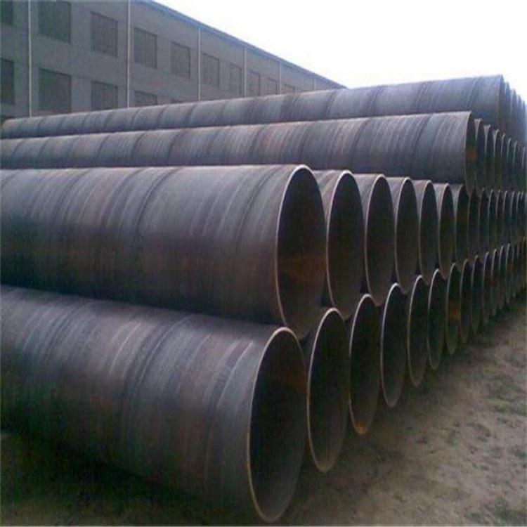 贵阳螺旋钢管 厂家直销 螺旋钢管石油运输 城市地下管道专用 防腐蚀耐用