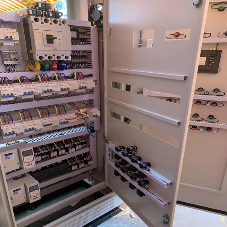 厂家直销成套环保废气处理系统变频器控制柜 变频柜厂家 可来图定制按需定制 现货