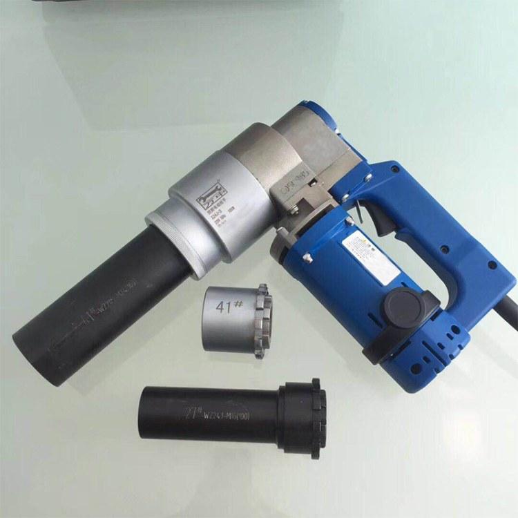 高强螺栓电动扳手直销 程煤扭剪型电动扳手 桥梁建筑用