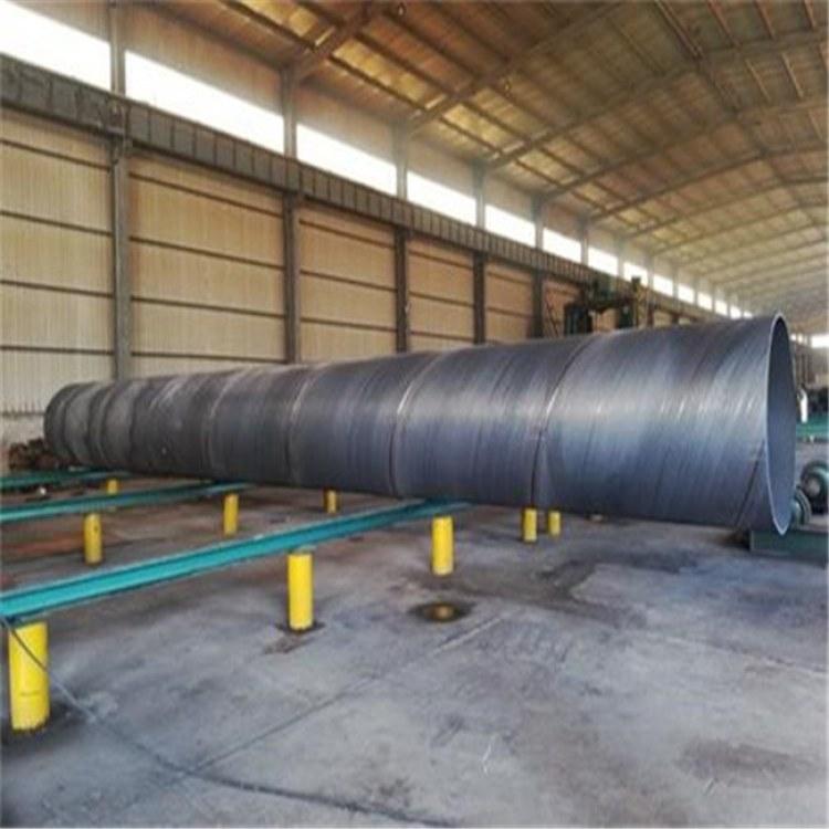 贵阳螺旋钢管厂家直销 天然气 石油 地下水疏通专用螺旋钢管防漏防腐蚀耐用