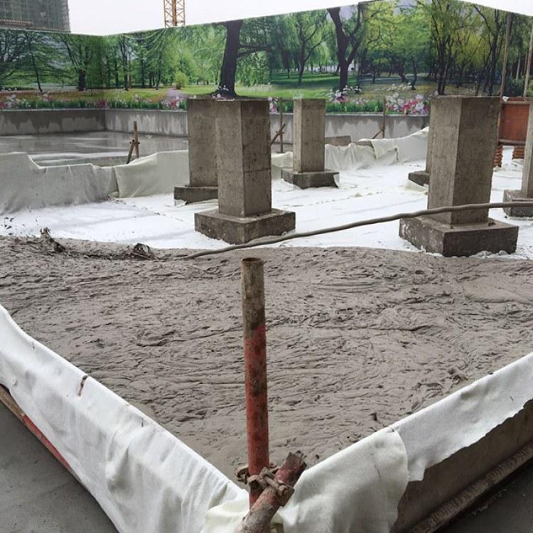 兴翰防腐保温 拥有专业施工团队 水泥发泡现浇 发泡混凝土 屋面泡沫混凝土施工