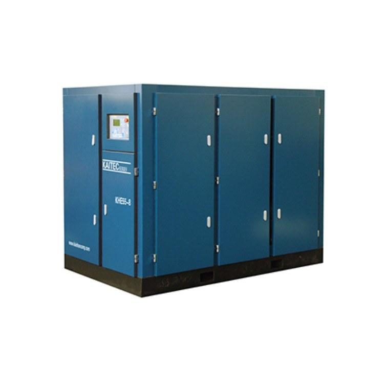 淮北供应双极节能压缩空压机55kw螺杆空压机永磁变频螺杆