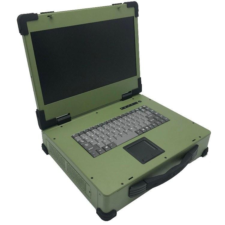 兴扬加固 工控便携式机箱 工控笔记本机箱 深圳工控电脑机箱