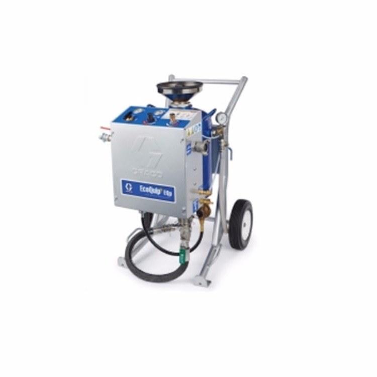 美国固瑞克 EcoQuip 2 EQP蒸汽磨料喷丸设备  工业表面处理、船机维护、涂鸦清理、喷砂清理