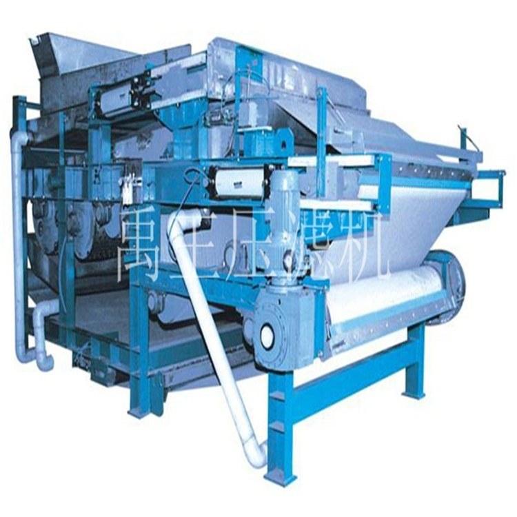 皮带输送压滤机 带式压滤机 压滤机配件 生产压滤机厂家