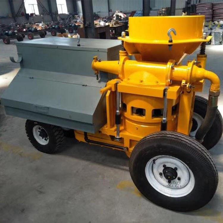 岩峰湿喷机 泵送式湿喷机 精恒TP700湿喷机生产商批发基地