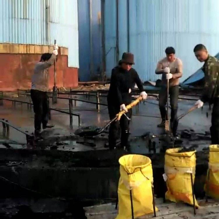 嘉兴回收沥青 清理沥青罐 重油回收就找河北汇明公司