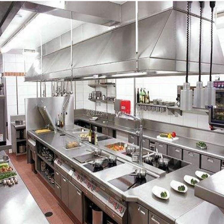 厂家直销 不锈钢厨具工程 食堂不锈钢食物架 不锈钢厨具制作