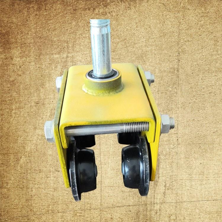加重型吊轮 加重型万向吊轮 重型工业门吊轮 质量可靠